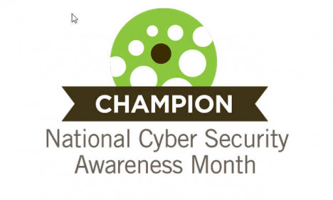 Image for Blog Posts - Cyber Security Awareness Month