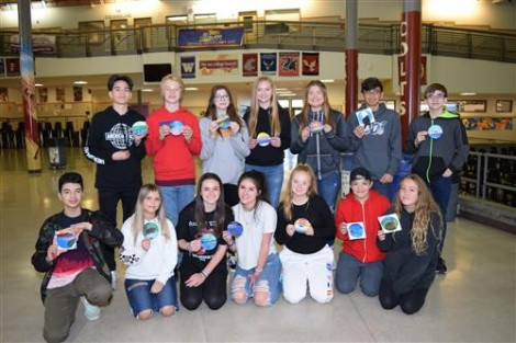 Image for Blog Posts - District Spotlight: Lake Stevens Students Create Ornaments for National Christmas Tree Display