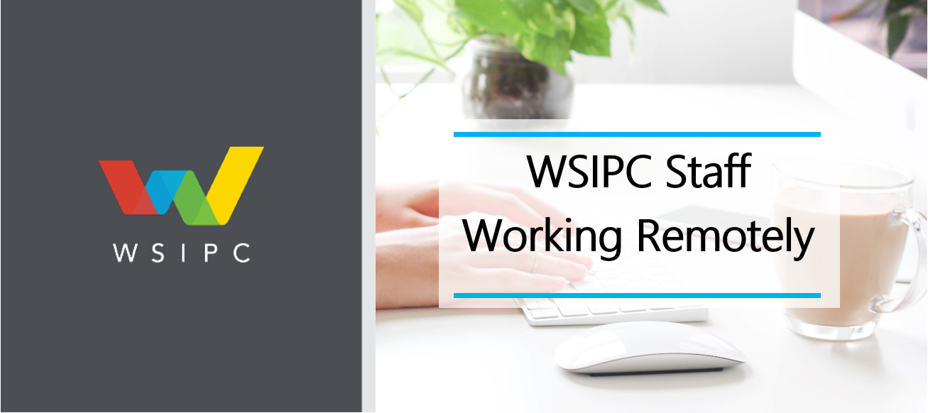 WSIPC Staff Working Remotely