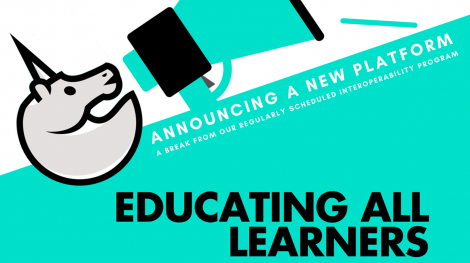 Image for Blog Posts - Project Unicorn Announces a New Platform – Educating All Learners!