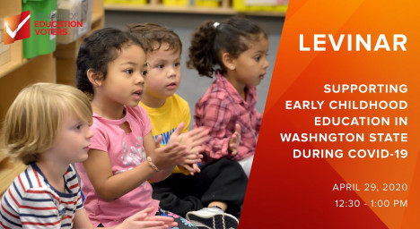 Image for Blog Posts - FREE Webinar – Supporting Early Childhood Education in Washington State during COVID-19