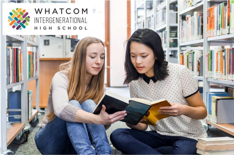 Image for Blog Posts - Meet Our Newest Member - Whatcom Intergenerational High School!