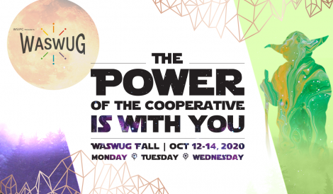 Image for Blog Posts - WASWUG Fall 2020 Registration is OPEN for Exhibitors and Sponsors!