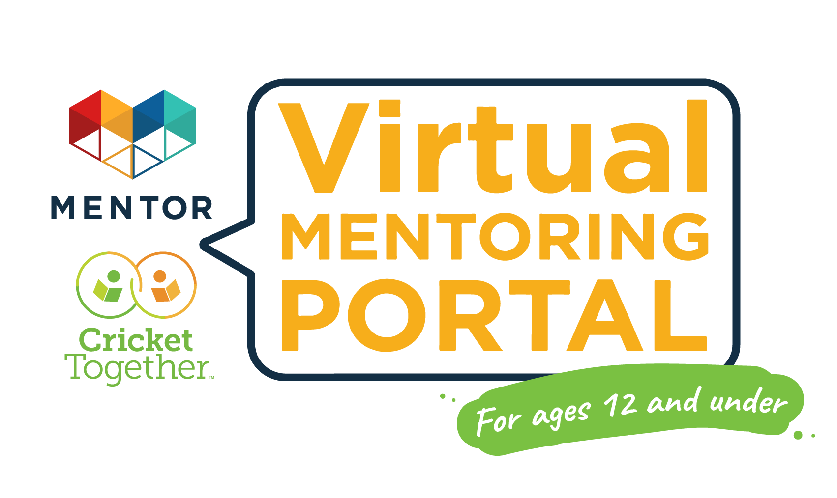 Mentoring for 12 year olds and under