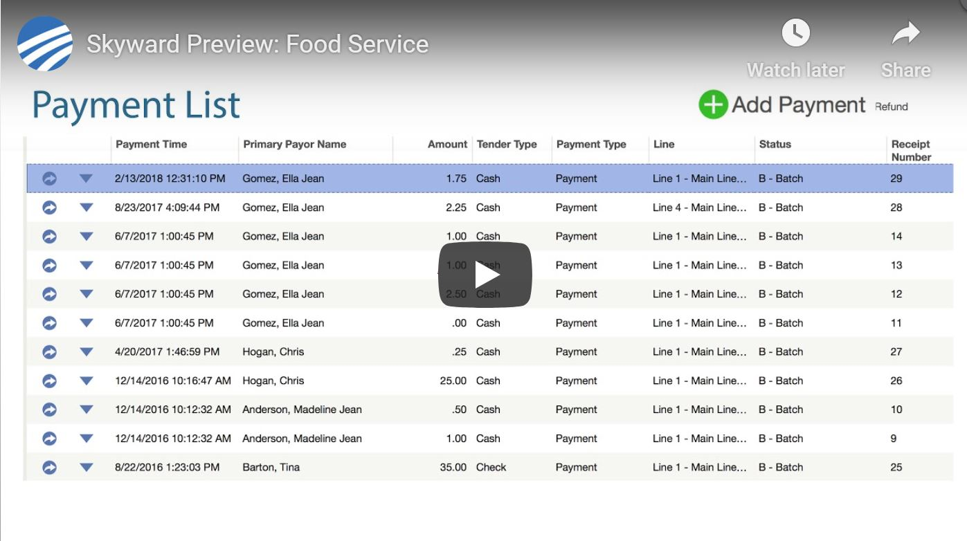 Food Service Qmlativ Video
