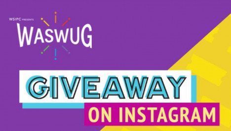 Image for Blog Posts - WASWUG Attendees, We Want You To Win A Special Treat!