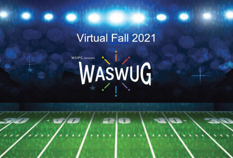 Image for Blog Posts - Register Now for Virtual WASWUG Fall!