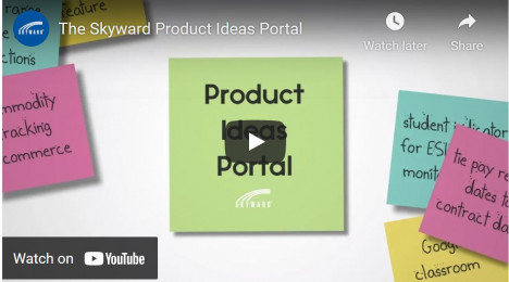 Image for Blog Posts - Make Your Voice Heard With the Product Ideas Portal!