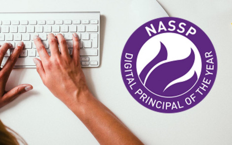 Image for Blog Posts - Congratulations to the 2021 Digital Principals of the Year!
