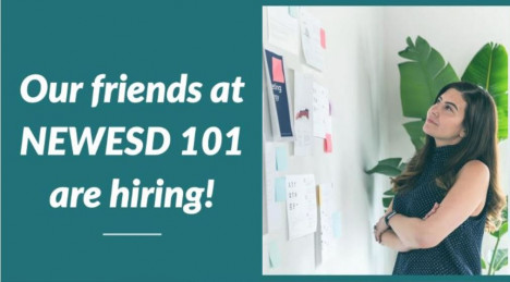 Image for Blog Posts - Our Friends at NEWESD 101 Are Hiring!