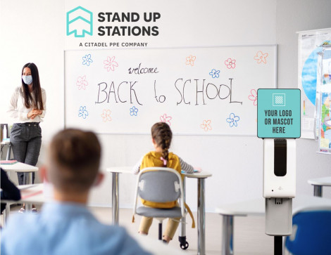 Image for Blog Posts - Stand Up Stations Gets a Standing Ovation!