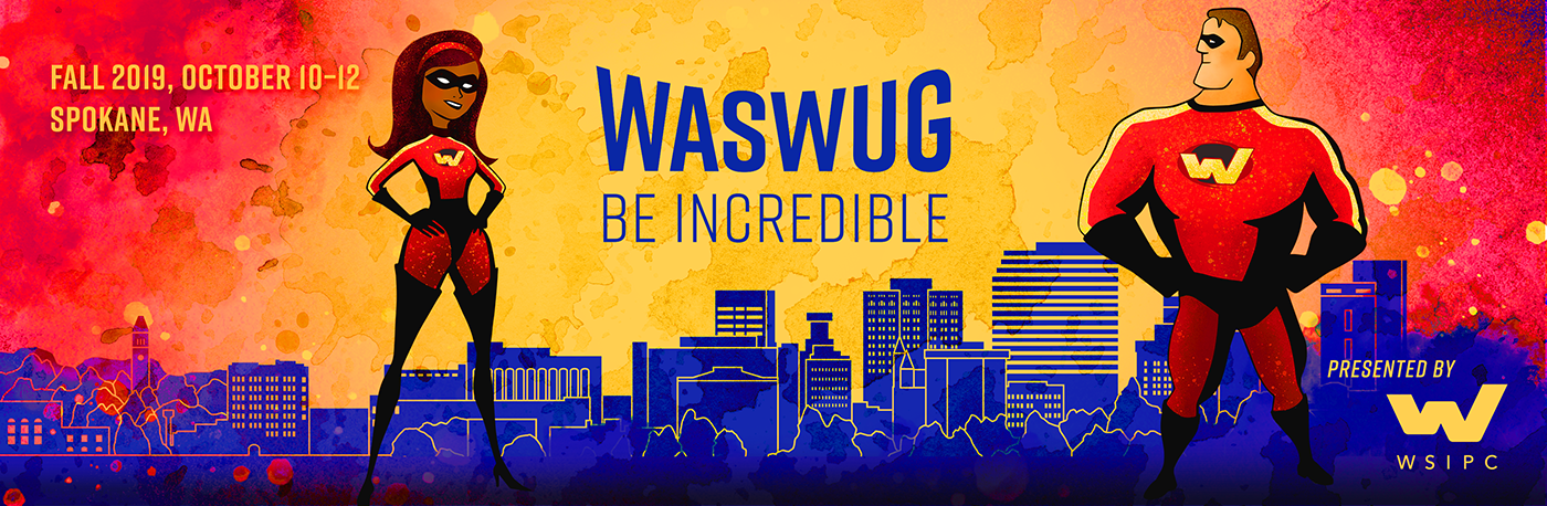 WASWUG Fall Conference Banner