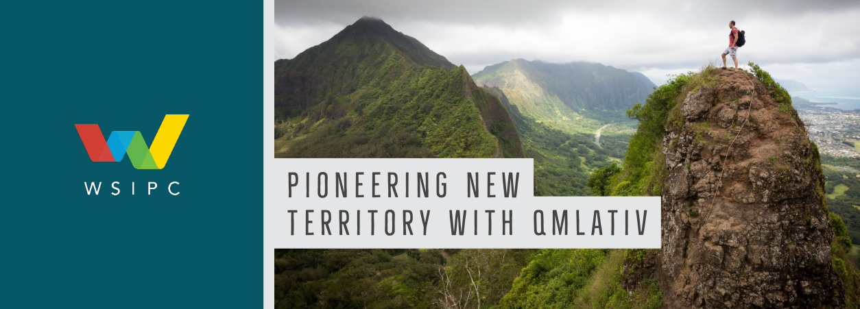 Pioneering New Territory with Qmlativ